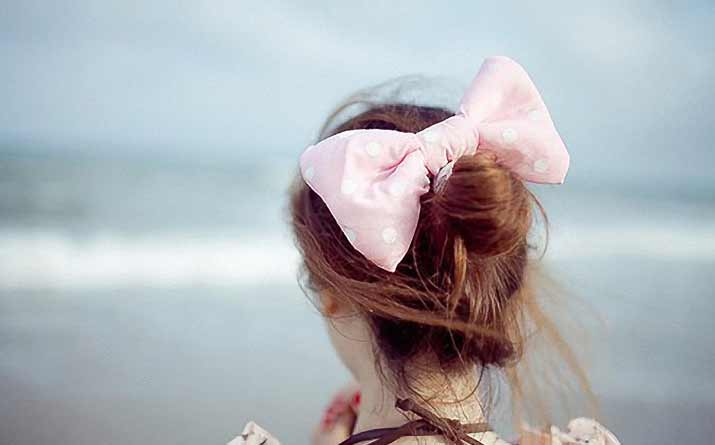 Photo from China Photographer ppimm Girls back with a big bow Inspiration friday