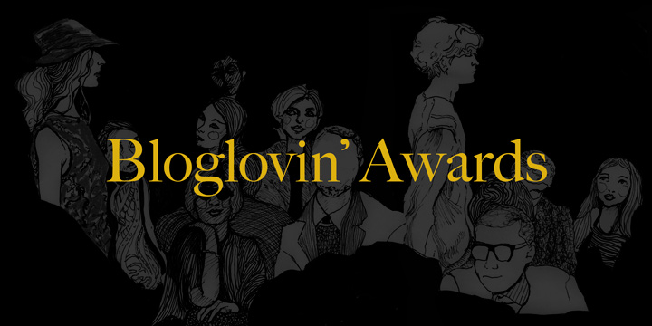 DannyRoberts artwork for the first annual Bloglovin Awards